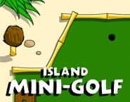 Insel-Minigolf