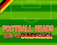 Football Heads: 2013-14 Bundesliga