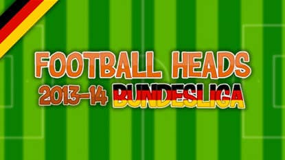 Football Heads: 2013-14 Bundesliga