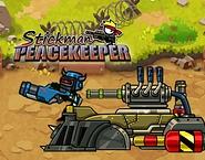 Stickman Peacekeeper