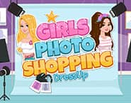 Girls Photoshopping Dressup