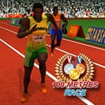 100 Meter Rennen