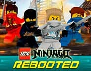 Ninjago: Rebooted