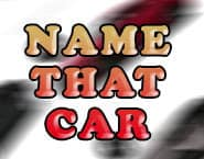 Name that Car