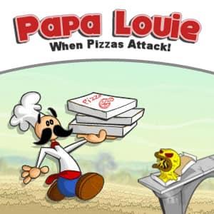 Papa Louie Spiele