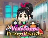 Prinzessin Vanellope Make-over